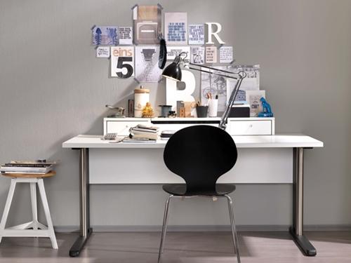 Egyszerű, elegáns és praktikus 5+ Office irodabútor